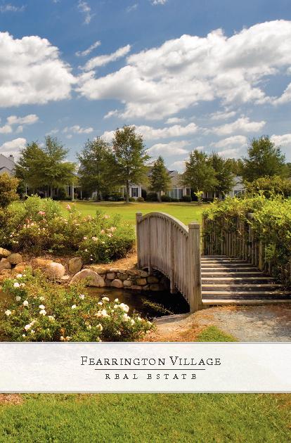 Fearrington Real Estate Brochure