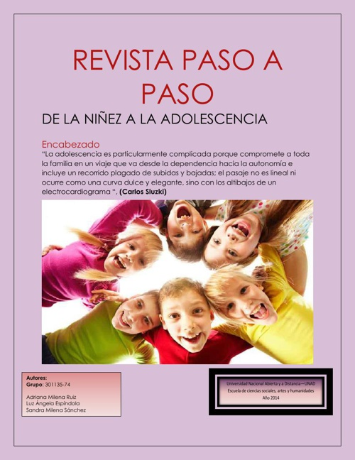 Revista Editorial Saberes