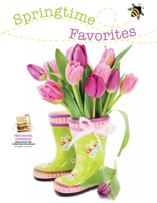 Springtime Favorites 2014 (boots)