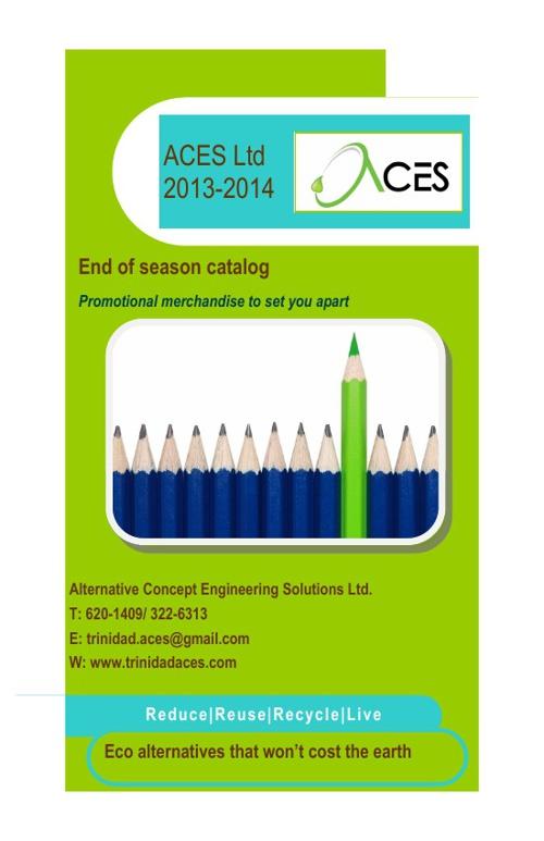 ACES catalog