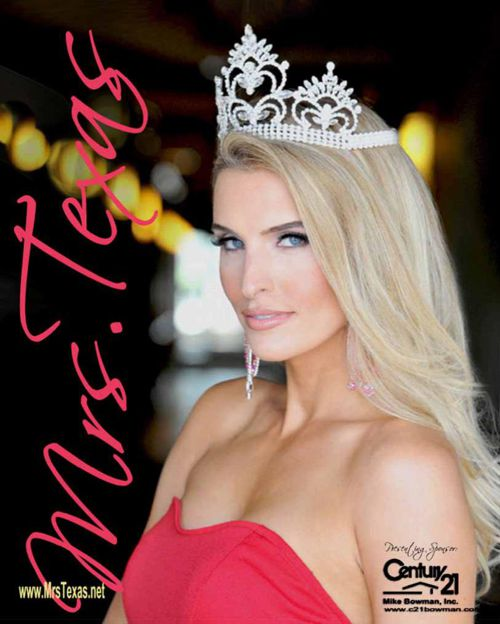 2015 Mrs. Texas Program Book