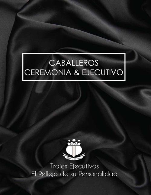 Revista Ceremonia y Ejecutivo Hombres 2016 DIGITAL