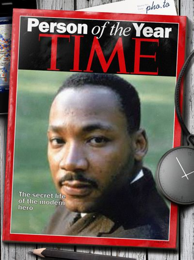 Martin Luther King TIME
