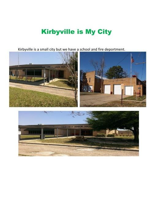 My City Kirbyville