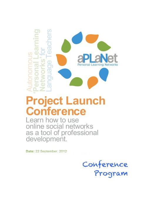 aPLaNet Conference Program
