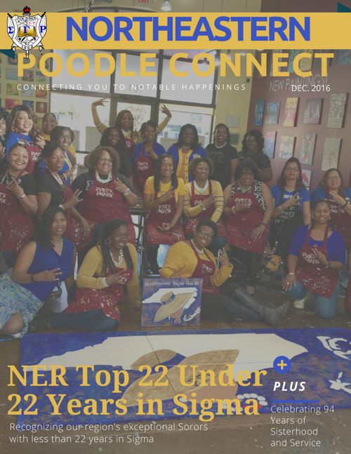 NER Poodle Connect December Edition 2016