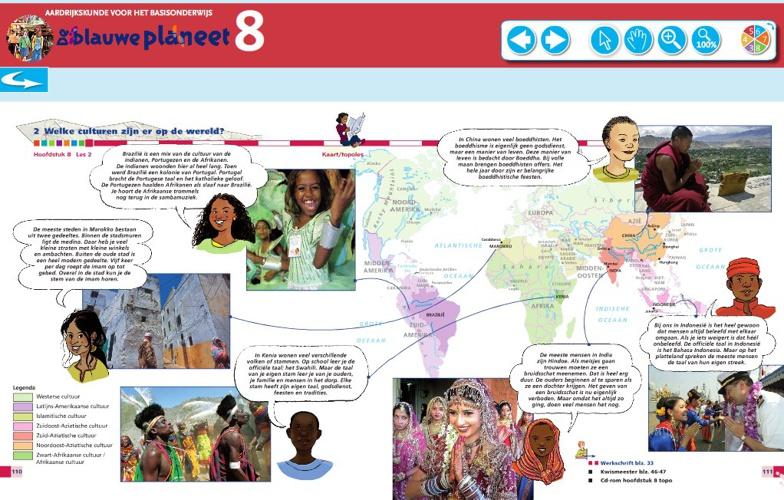 De blauwe planeet hoofdstuk 8 groep 8