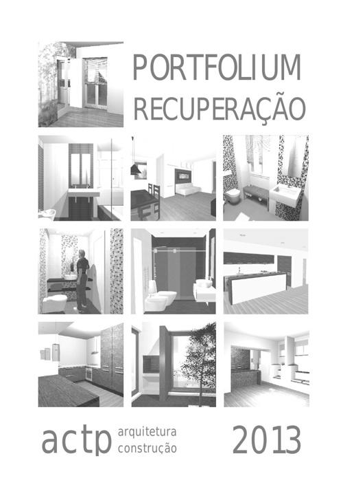 ACTP arquitetura e construção