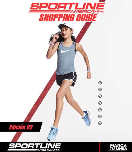 Segunda Edición Revista Sportline America Shopping Guide