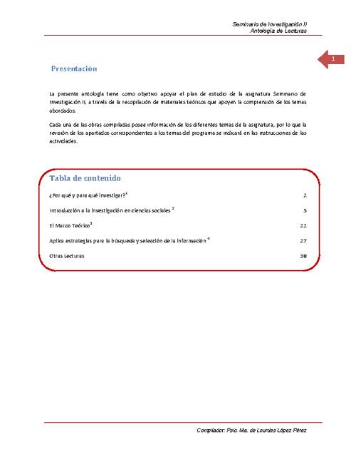 Antología de Lecturas_ SeminvII