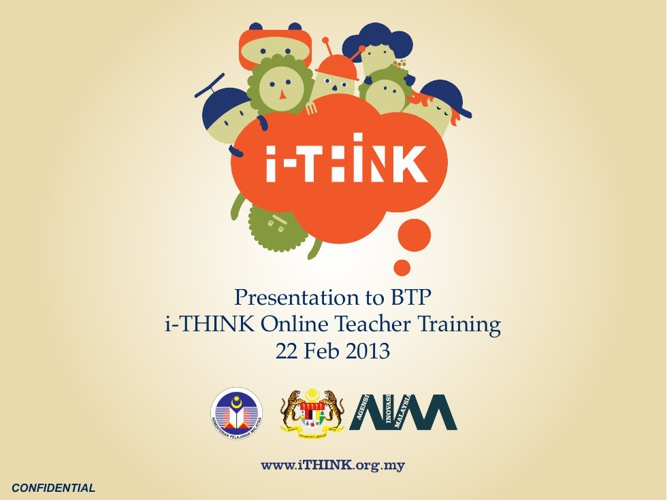 i-THINK Training