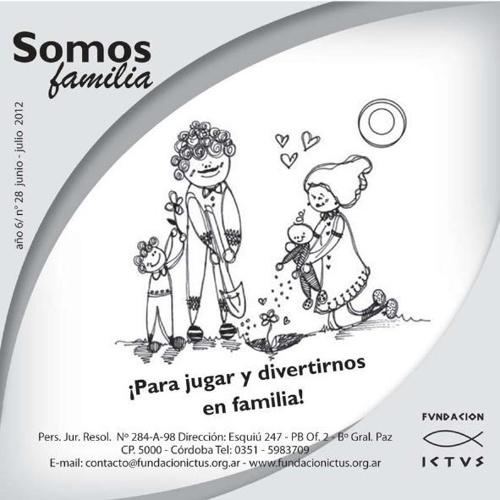 "Boletín ""Somos Familia"" N°28 - 2012"
