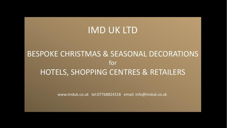 IMD UK LTD BROCHURE 2016a