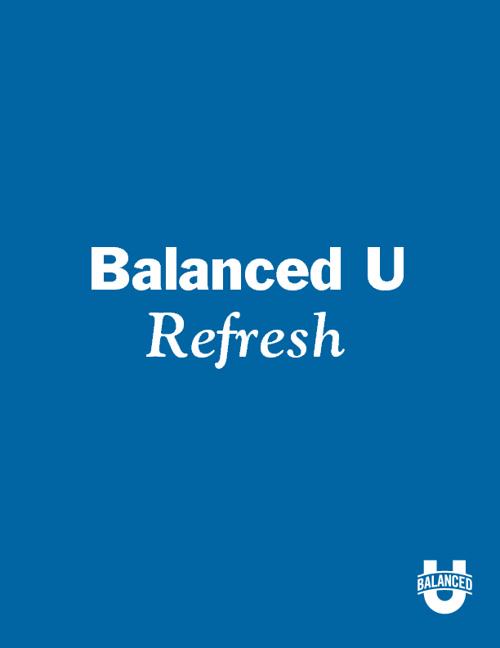 Balanced U Refresh