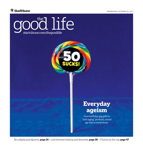 The Good Life - October, 2017