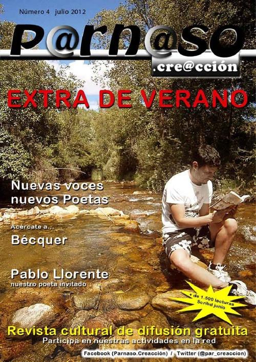 Revista Parnaso Julio 2012