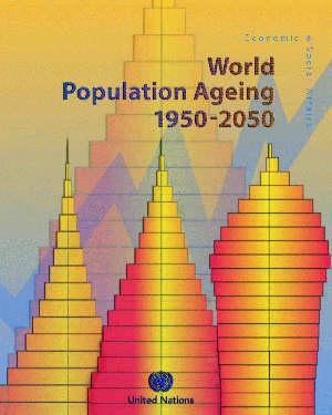 聯合國全球人口老化1950-2050報告 (World Population Ageing 1950-2050)