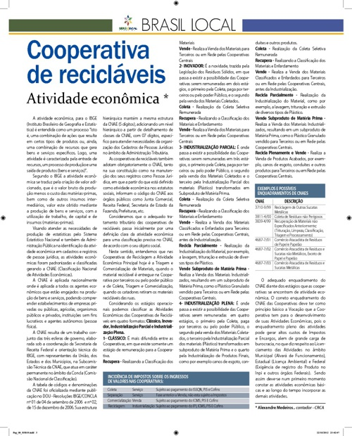 SEMINÁRIO JURÍDICO, CONTABIL E TRIBUTÁRIO COOP RECICLAVEIS