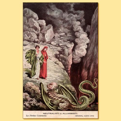 Cartoline Dantesche - Varie & Curiosità