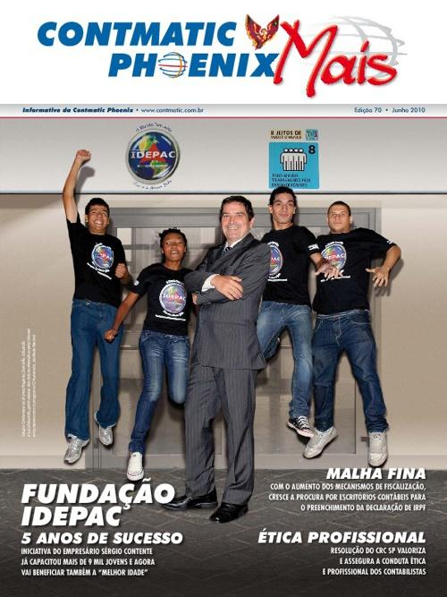Edição 70 - Junho / 2010