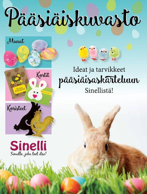 Sinellin Paasiaiskuvasto 2016