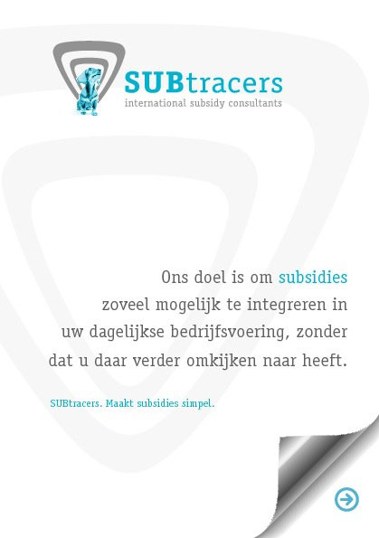 SUBtracers