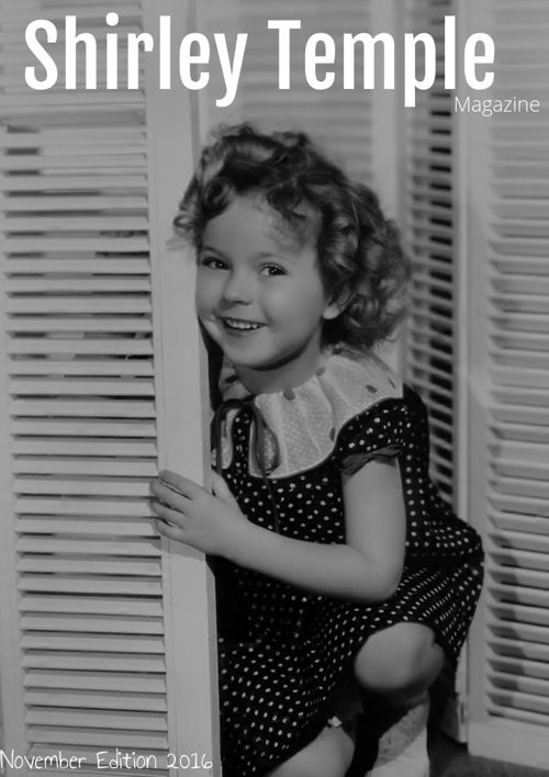 Shirley Temple Magazine November Edition