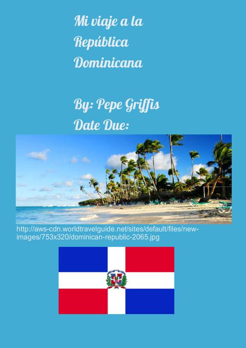 Trip to Dominican Republic