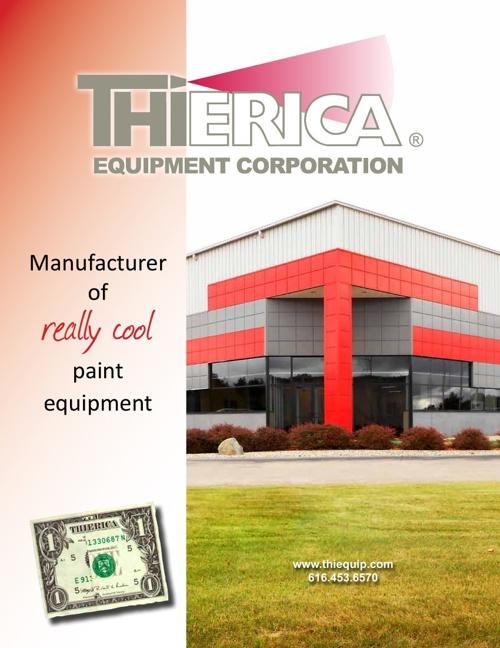 Thierica Equipment Brochure