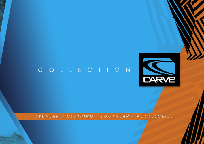CARVE COLLECTION 2014 / 2015 INTERNATIONAL