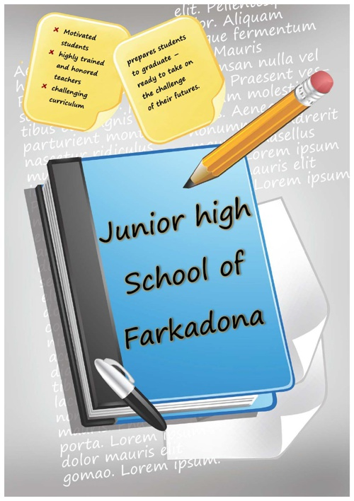 Junior High School  of Farkadona