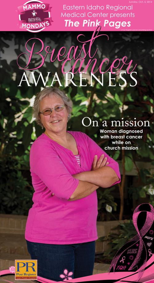 Breast Cancer Awareness - week 1