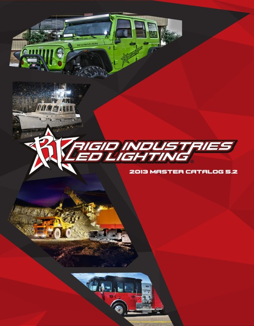 Rigid Industries Master Catalog 5.2
