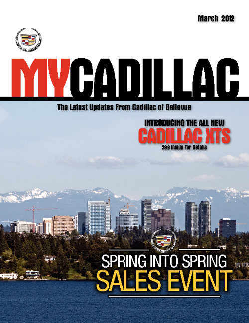 Cadilac of Bellevue March Issue