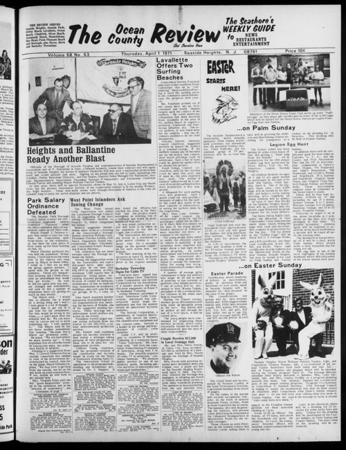 Review April 1971