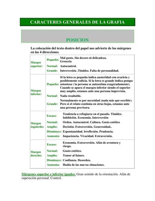 Copy of CARACTERES GENERALES DE LA GRAFIA