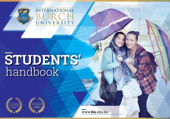 Student Handbook 2014/2015