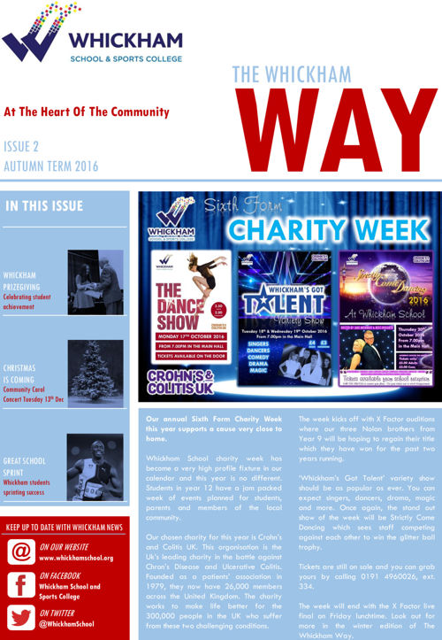The Whickham Way Issue 2