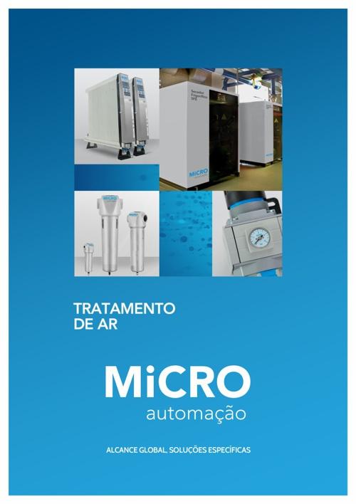 MICRO AUTOMAÇÃO - Catálogo Tratamento de Ar
