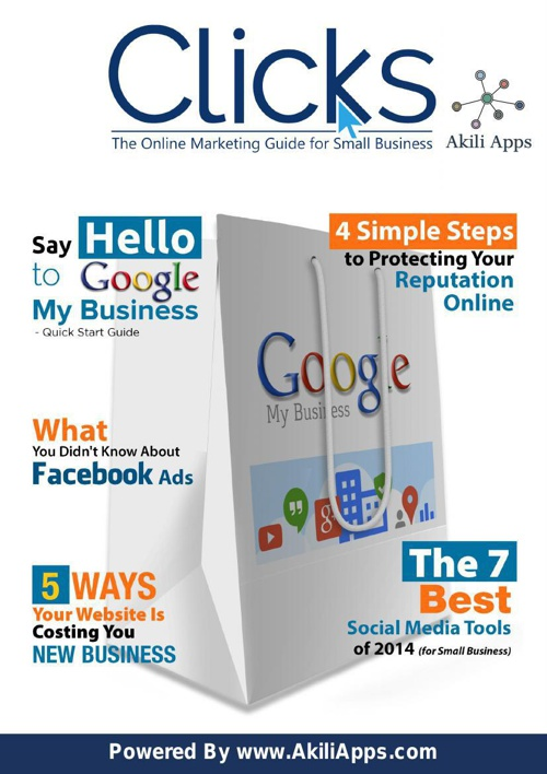 Clicks 1st Issue by Akili Apps