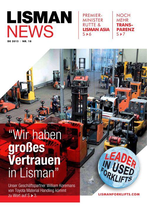 Lisman News 18 DE