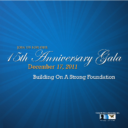 Ceria M Travis Academy, Inc. 15th Anniversary Gala