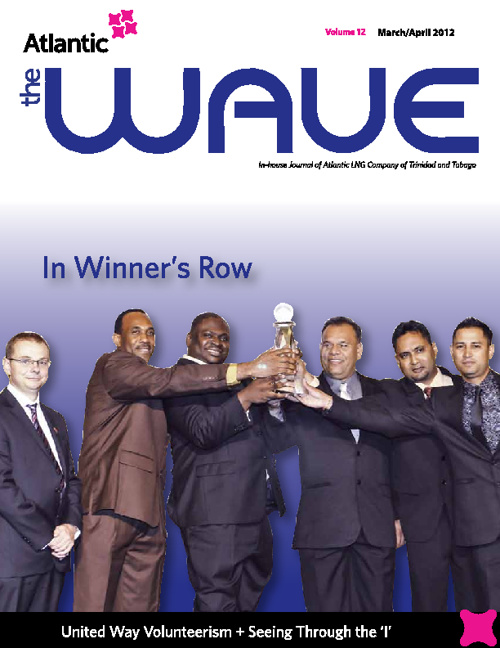 Atlantic Wave Volume 12 March/April 2012