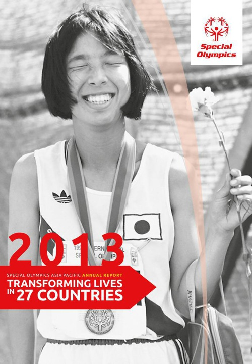 Special Olympics Asia Pacific Annual Report for 2013-Web_PP