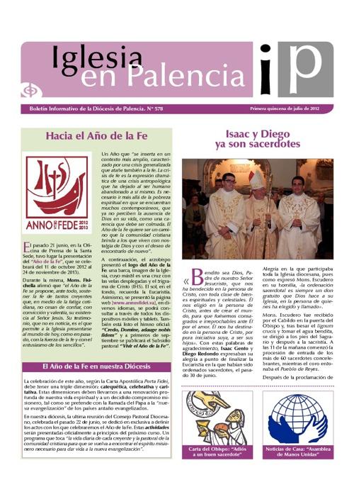 Iglesia en Palencia - 578
