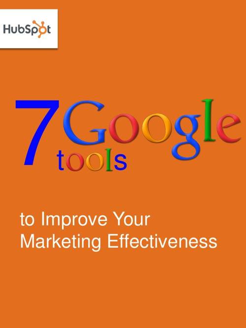 Google tools you can use