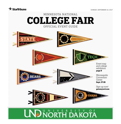 College Fair Guide - September, 2017