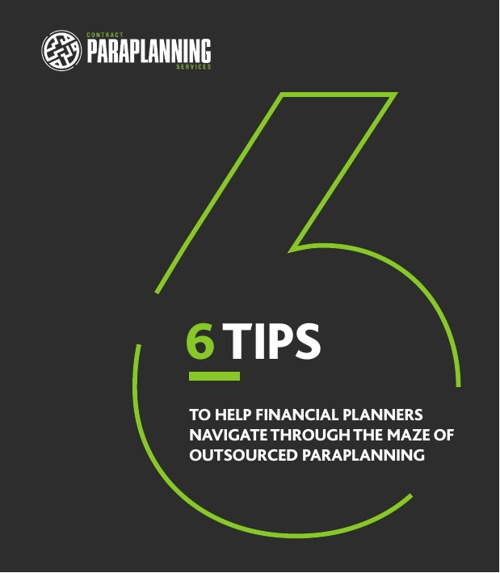 CPS ebook - 6 tips to help financial planners navigate through t