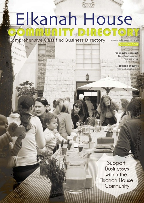 Elkanah House Community Directory 3rd Edition