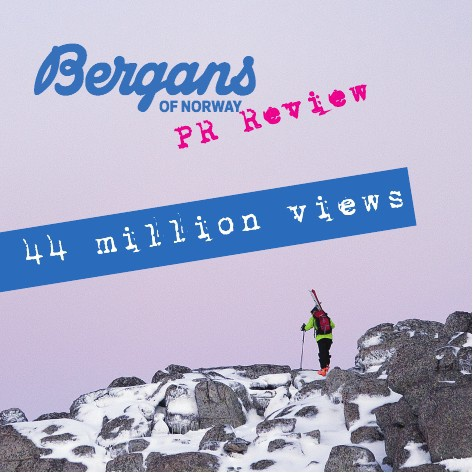 Bergans of Norway PR Review